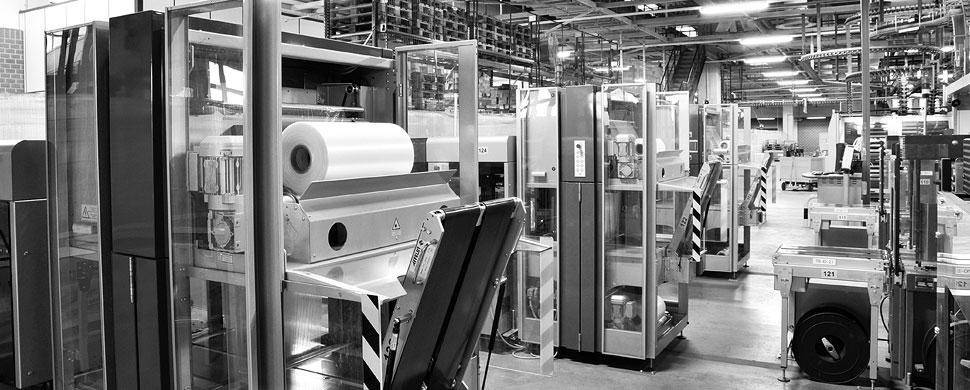Effizienzsteigerung mit Manufacturing Execution Systemen