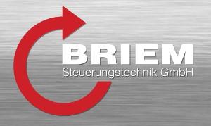 Briem Logo Edelstahl