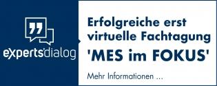 Teaser MES Systeme Webinar - MES im Fokus